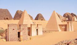 Domale Pyramids