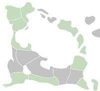 Majatran Alliance's members map 4475