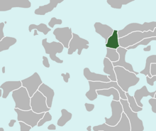 Kazulia location