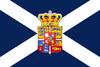 Flag of UKK & Prtct of Isle