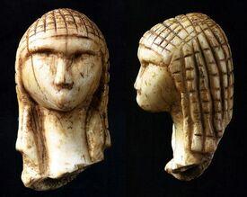 Ancient kanjorien art