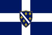 Flag-United States of Kanjor and La Tondelle