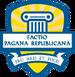 Pagan party logo