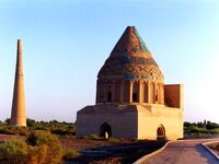 Ancient Majatran Mausoleum