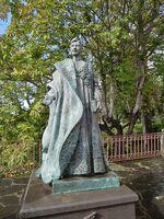 Emperor Nicola I statue