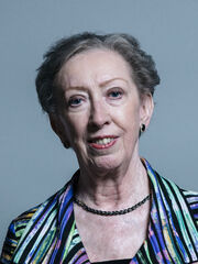 Eve Waters Margaret Beckett
