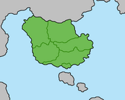 Regions of Kurageri