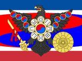 United Realms of Great Kyo Empire and Apostolic Kingdom of Drania