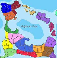 Majatran sea