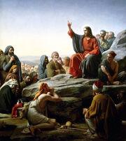Eliyahu Preaching