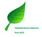 Deltárská strana zelených - logo (Small size)