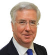 Secretary of State Michael Fallon