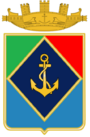 Coat of Arms of the Istalian Navy
