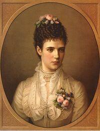 Aleksandra Romanov-Udinova