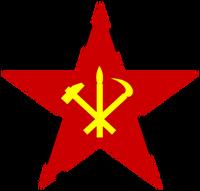 Logo of the Patriotic Communist Party of Sekowo