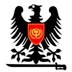 Volksstaat Seal