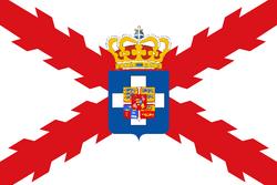 Flag of Kingdom of Two Kanjors