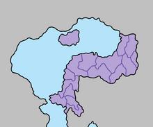 Regions of Cifutingan