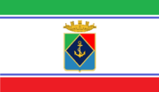 Naval Ensign of Istalian Navy