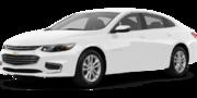 2018-Chevrolet-Malibu-white-full color-driver side front quarter