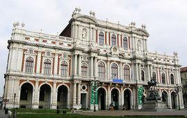 Old istalian parliament