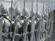 Utagian soldiers