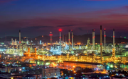 Vinesia's Petrochemical city