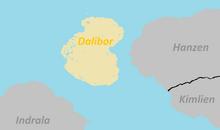 Base Map Dalibor