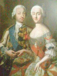 Peter II and Isabella II