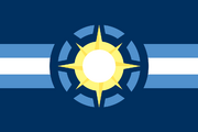 United system of sol flag by wmediaindustries-d5rr0f1