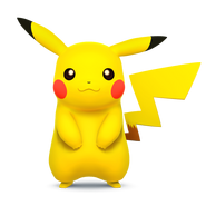 Pikachu for SSB4