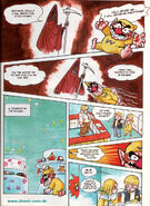 Wario's Christmas Tale page 6