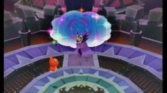 Mario and Luigi Dream Team - Final Antasma Battle