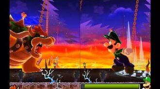 Mario and Luigi Dream Team - All Boss Fights (Hard Mode)