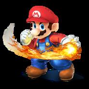 Mario for SSB4