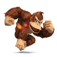 Donkey Kong for SSB4