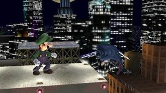 Project M - Luigi wins against every level nine CPU by doing absolutely nothing