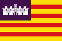 Flag-balearen