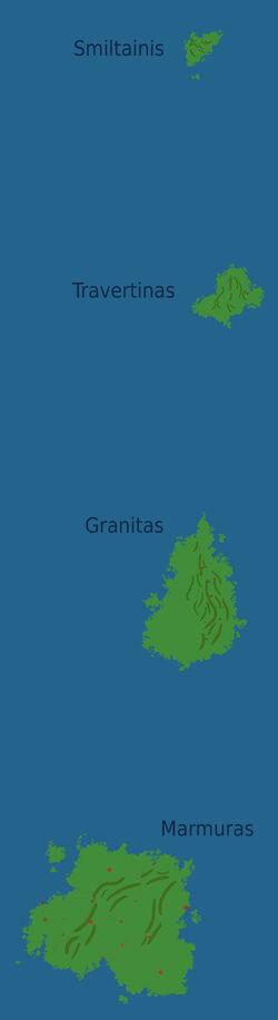 Marmuro salos