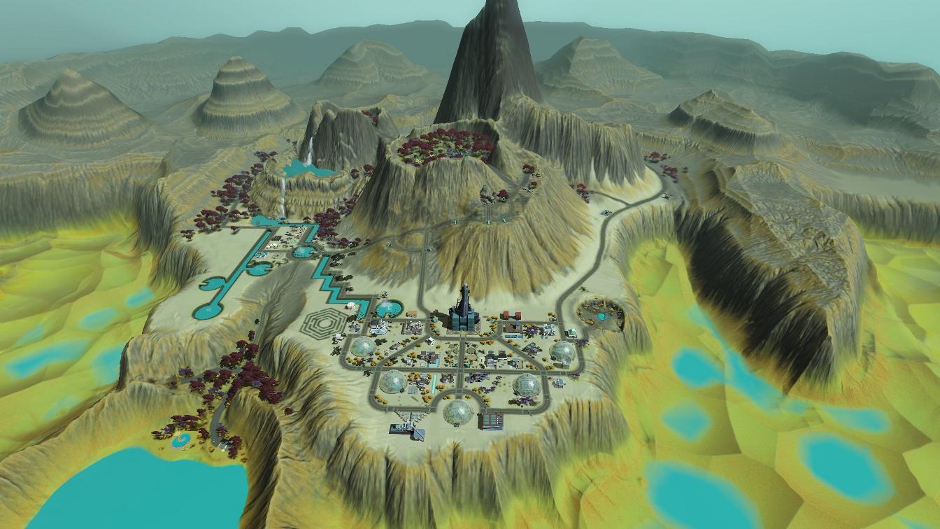 User blog:Kiwi tea/Review: Lunar Lakes by EA Store | Create A World