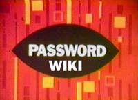 Password Wiki