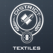 District 8 Seal