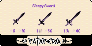Senny miecz