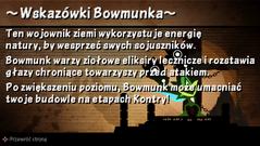 Wskazówka 47 Wskazówki Bowmunka