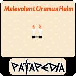 MalevolentUramusHelm DLC