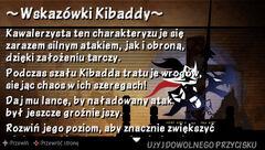 Wskazówki Kibaddy