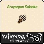 Arcyszpon Kaisaka