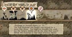 Dodonga w Ruinach Dongary