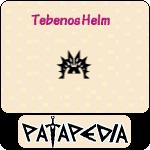 Hełm tebenosa