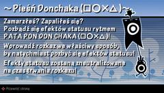 Wskazówka 7 Pieśń Donchaka(□ ○ X △)
